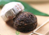 Old comrades 2012 Yunnan Pu'er tea Ecological Tea Mini Tuo Chen Xiang 1000 g Cooked tea