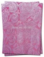 1set/lot, African Sego Headtie Gele & Ipele 2pcs in1bag, 1bag/lot, D/N 0071 Baby pink