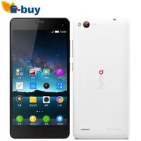 "ZTE Nubia Z7 mini lte 4G FDD smart phone Qualcomm MSM8974AA 2.0GHz 5.0"" FHD 1920x1080 2GB RAM 16GB 13.0MP Camera WCDMA"