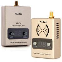 Promotion BOSCAM SKYZONE TX5822 5.8 GHz 32CH Channels Wireless AV Transmitter + RX5822 Receiver Free shipping#240051