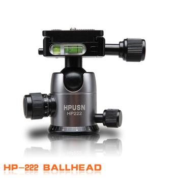 Hpusn HP-222 алюминиевый штатив камеры шаровой головкой ballhead + быстрый диск выключения винт профессиональная студия аксессуары серии