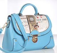 2014 Cheap price high quality fashion shoulder bags ladies