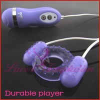 unisex products omysky Durable player 10 speed dual vibrating eggs delay cock rings vibrating penis rings silicone sex toys