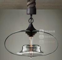 Lamp bar fashion modern brief mix match twiner pendant light