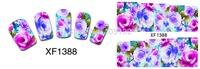XF1388-1403 Free Shipping 20sheets/lot Mixed Series Cute Water Transfer Deco Nail art Water sticker