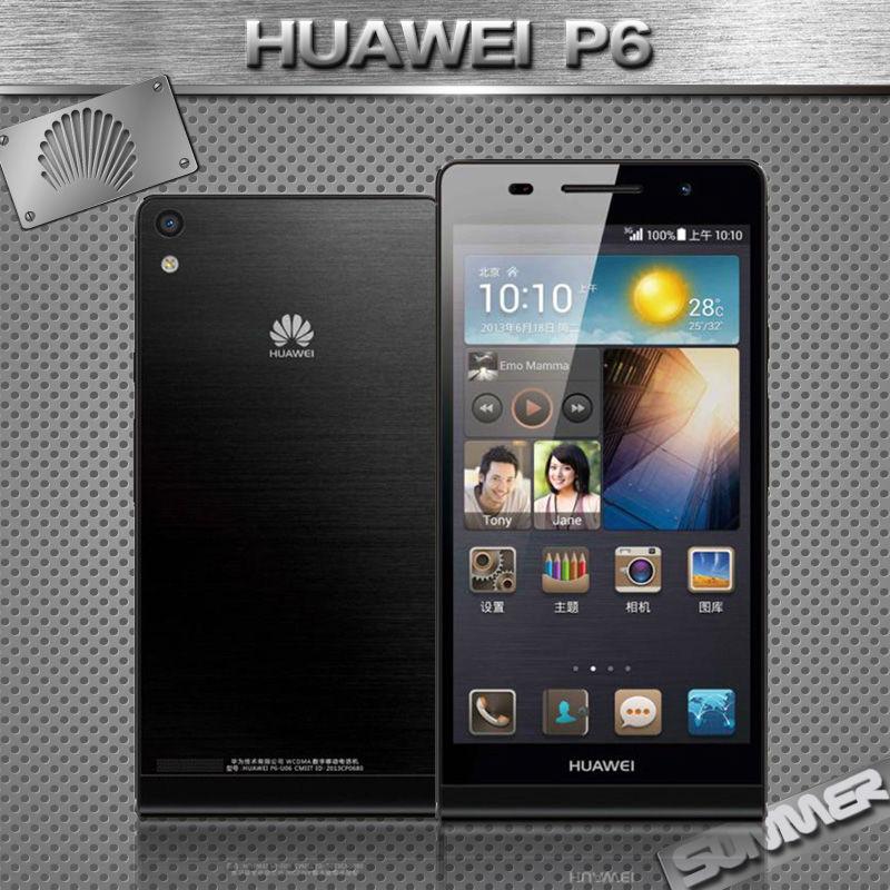 все цены на Мобильный телефон Huawei Ascend P6 U06 /P6s 4.7' 2 GPS Android онлайн