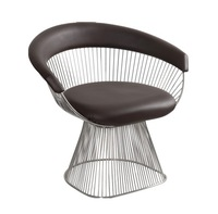 Steel leisure Chair/Diamond Chair/Steel chair/Office leisure chair--pls contact us for better shipping fee before ordering