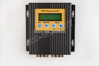 20A MPPT solar charge controller solar regulator 15-30% more power 12V/24V  ,free shipping