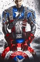 "023 Captain America 2 - 2014 Winter Soldier USA Hero Hot Movie 24""x36"" Poster"