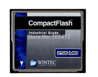 industrial grade WINTEC CompactFlash Card 256MB CF Memory CARD 256 MB