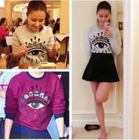 Free Shipping  Hot Sale Fashion Bottoming shirt  2014 New Women's Casual  t shirt  Autumn Thick Sweatshirt Female 804