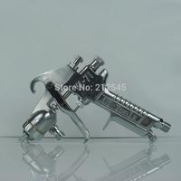 Free Shipping 1.0/1.3/1.5/1.8mm Pressure Feed Spray Gun W-71S High Concentrations Glue Paint Spray Gun