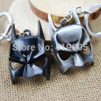 NEW Batman mask model key chain key pendant children gift model toy with Keychain ,free shipping