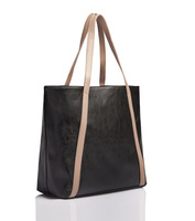 New Fashion 2014 Women Shoulder Bags PU Leather Women Handbags With Black & Brown Casual Women Messenger Bags