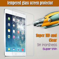 Tempered Glass Film For Ipad Mini Ultra Thin 0.3Mm High Quality Screen Protector For Phone Protector