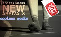 5 pairs or 10 paris men's socks autumn summer winter COOLMAX hiking outdoor socks basketball sports  meias masculinas calcetines