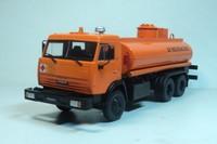 ixo - DeAGostini 1:43 KAMAZ-500 soviet truck diecast car model