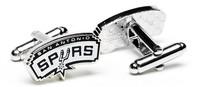NEW San Antonio Spurs Official Cufflinks PD-SA-SL Cuff Links Logo Gift NIB