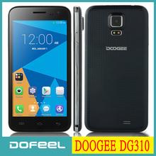 In Stock Original DOOGEE VOYAGER2 DG310 MTK6582 Quad Core Smartphone  Android 4.4 5.0″ IPS 1GB RAM 8GB ROM 5MP Wake Gesture OTG