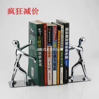 Double bookshelf bookend books a pair