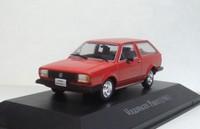 ixo 1:43 Volkswagen parati 1983 diecast car model