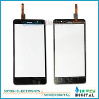 Original new touch screen digitizer touch panel touchscreen for Lenovo S860,free shipping