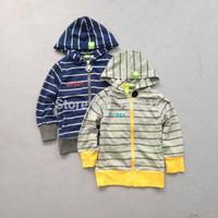2014 New Arrival Original Brand Boy's Striped Hoodies & Sweatshirts for Children 140/150/160cm, Good Quality