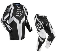 2015 NEW fox Pants T-shirt Race Motocross Suit motorcycle jersey moto clothing T-Shirts suits set Racing Cross country off- FG