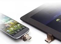AU101 Super mini U-disk small usb Flash drive pen drive Phone/Tablet OTG memory stick/card 8GB 16GB 32GB 64GB
