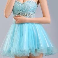 Sexy  Fresh  Short Evening Prom Dress Bridal Gown Vestido De Novia u0092