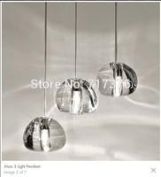 Free shipping Mizu 3 Light  pendant lamp lighting
