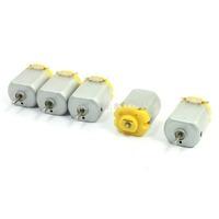 5PCS 130-16140 6V 12500RPM DC Motor w Varistor for Smart Car Model Toy