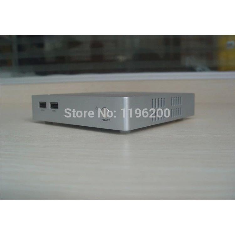 Hd mini motherboard PC, Intel Celeron 1037u computador, Windows 7 system,High-definition blu-ray + minimum volume mini PC(China (Mainland))