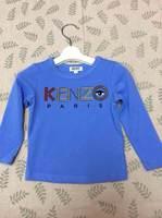 Retail  Brand  2014  New  fashion  spring/autumn  children's  shirt  letter  pattern  O-Neck  long  sleeve  boy's  shirt