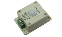 Human body induction switch, LED PIR Controller, DC5V input, 0utput: 1 channel; Induction distance:5-8m;Output power:5V<40 W
