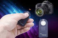 SLR camera wireless remote control for canon 500d 550d 600d 650d 700d 70d 60d 6d 5d3 SLR
