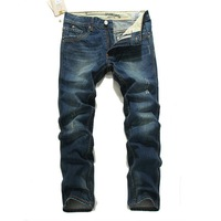 HOT! retail & wholesale brand pants,Leisure&Casual pants, Newly Style Zipper fly Straight Cotton Men Jeans trousers