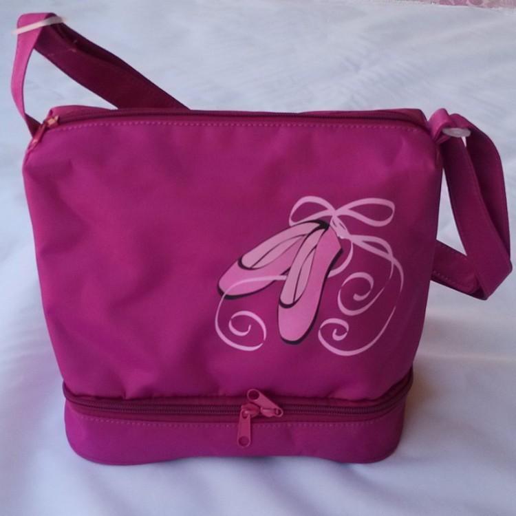 Hot Ing Fashion Messenger Bag Waterproof Dance Korean Ballet Casual Kids Children Gift Rose M006