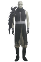 Free shipping Fairy Tail Gajeel Redfox After Seven Years Cosplay costume new come 1214