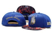 CAYLER&SONS Snapback cap newest 2 style BREAK BREAD logo men women baseball cap hip hop caps!Free shipping!