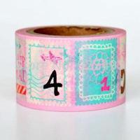 3cm 10m DIY paper decorative tape stamp decoration washi tape