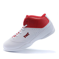 Voit wolter , basketball shoes summer breathable male short in size sport shoes cement