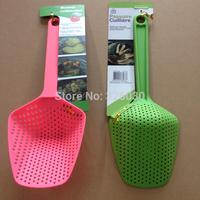 scoop colander pasta colander spoon 3pcs/lot free shipping