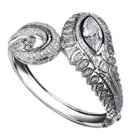New arrival 2014 bracelet girlfriend gifts setting cz stones