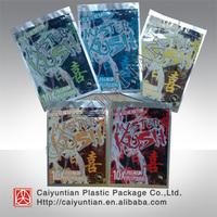 Custom printed master kush ziplock spice potpourri bag/10g master kush potpourri bag