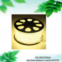 Good quality led strip 3528 smd LED light with 220v bright flexible strip conduit lamp band