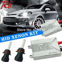Chinese Factory R8 9004 9007 Bi-xenon HID Xenon Conversion Kit AC 12V 35W 9004-3 9007-3 Xenon Lamps Bulbs R8 Ballast