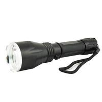 R8 1000 Lumen cree Q5 Black camping lantern Outdoor Tactical Flashlight LED torch + battery