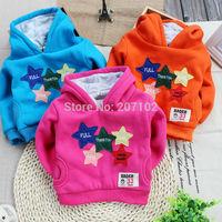2013 baby girls boys car hoodies children cotton hooded coat sweatshirts kids cartoon sweater outwear