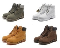 Drop ship Free Shipping Genuine Leather Men's timber men lands Snow Boots Outdoor Tooling Hiking Shoes Boots,size 40-47